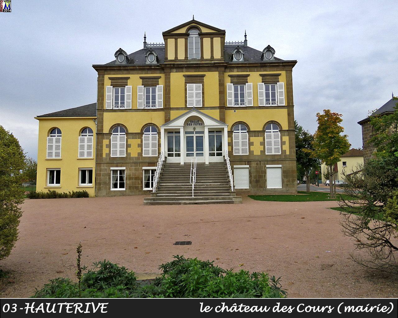 Allier photos de la commune de hauterive for Hauterive 03