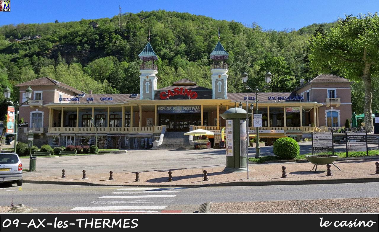Avis sur le casino JOA d'Ax-les-Thermes