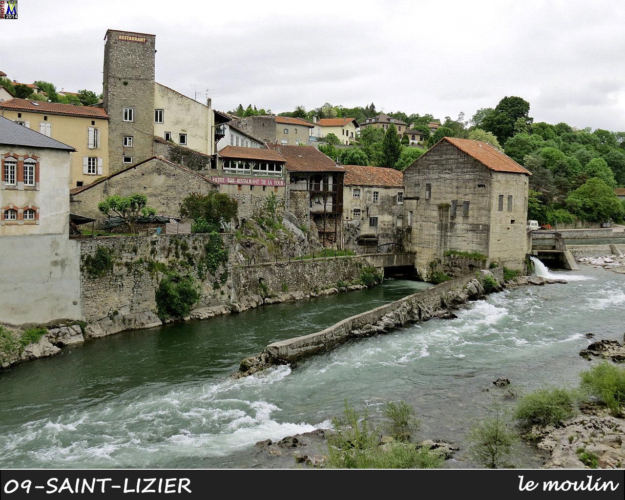 ARIEGE- PHOTOS DE la commune de Saint-Lizier