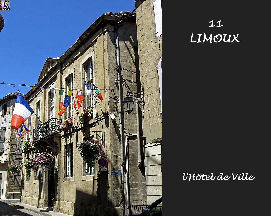 aude photos de la commune de limoux