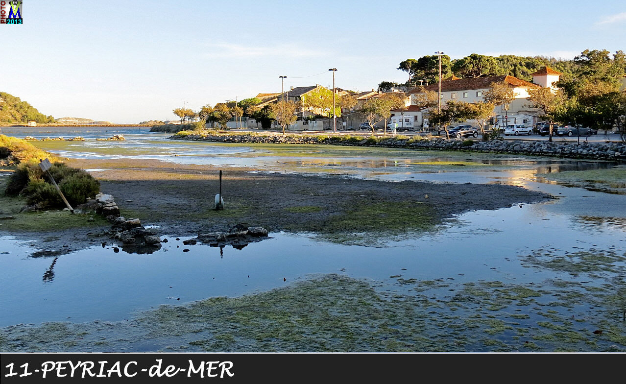 AUDE : photos de la commune de Peyriac-de-Mer