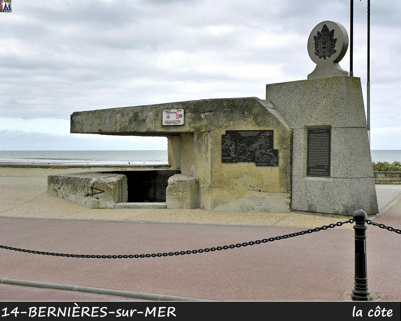 Calvados photos de la commune de berni res sur mer - Office de tourisme bernieres sur mer ...
