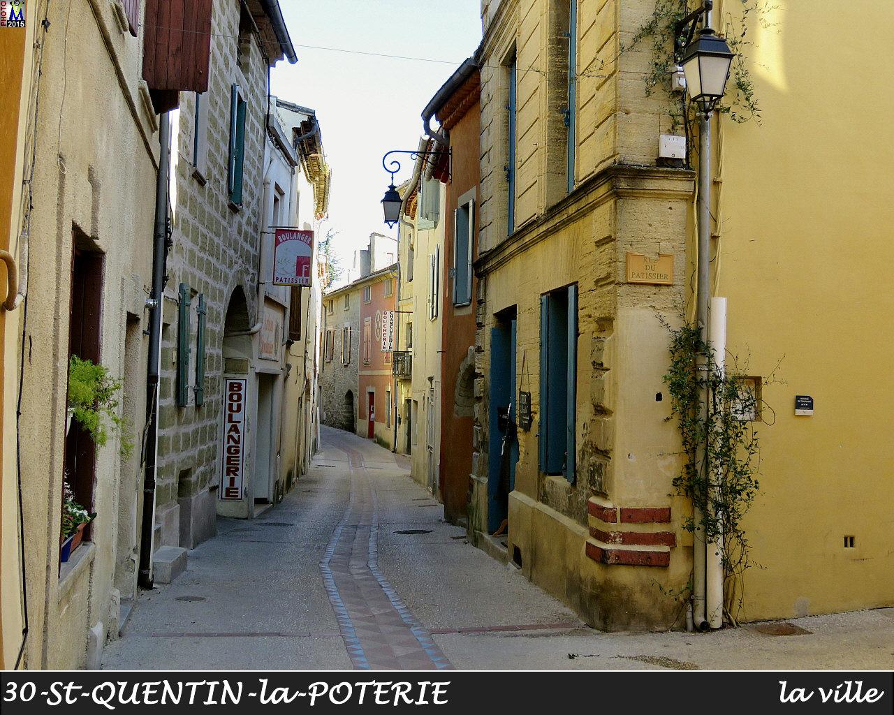 Gard photos de la commune de saint quentin la poterie for Piscine la bulle saint quentin