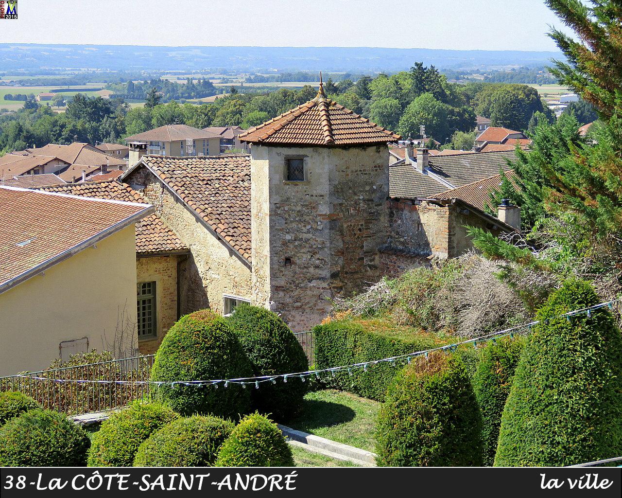 Is Re Photos De La Commune De La C Te Saint Andr