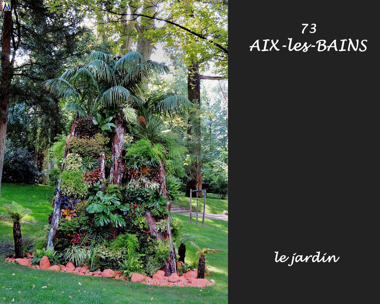 Savoie photos de la commune de aix les bains - Jardin des plantes aix les bains ...